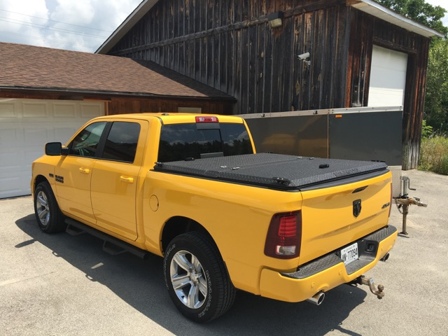 Truxedo Truxport Soft Roll Up Tonneau Cover Review Truck Upgrade Advisor