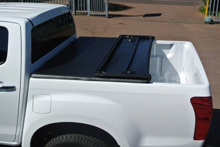 Are tri-fold tonneau covers waterproof